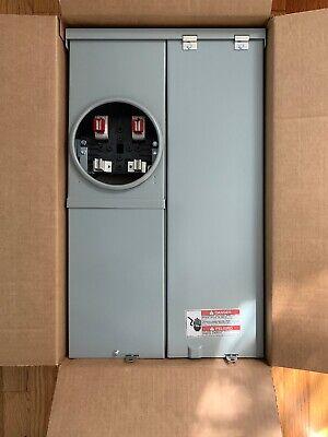 Eaton Type Br 24-circuit 12-space 100-amp Main Breaker Load Center