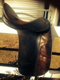Bates caprilli dressage saddle Dalby Dalby Area Preview