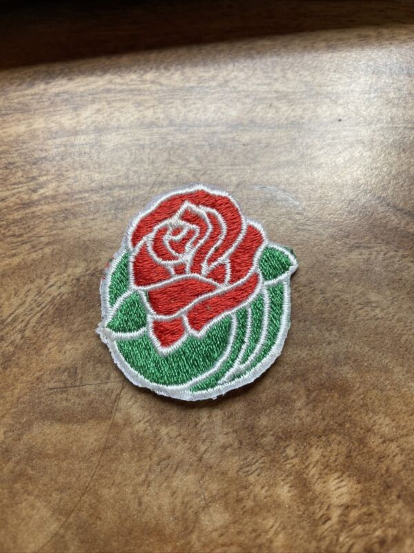"""Rose Bowl Patch Iron On Rare 2"""" Game Jersey Trucker Hat Hipster Football NCAA"""