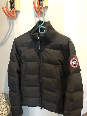 Canada Goose Woolford Bomber Jacket Size Small SP Excellent