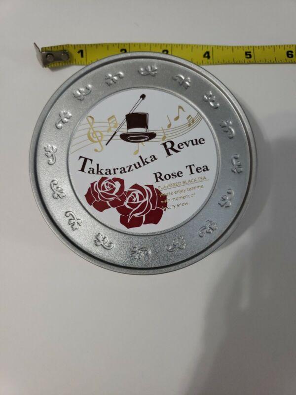 Takarzuka revue Tea Tin