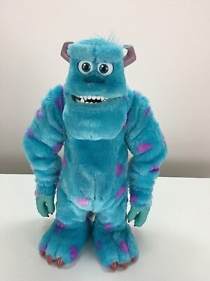 Interactive Sully Scare Off Monsters University Inc Disney Plush Movie Talks