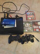 PS3 console / games & DVD player Stuart Park Darwin City Preview