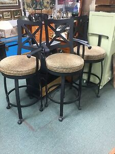 Stools for a Kitchen Island or A Bar