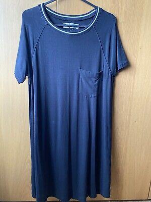 Abercrombie & Fitch Jersey Black Women's Dress, Medium
