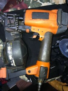 Rigid 1-3/4 roofing coil nailer for sale