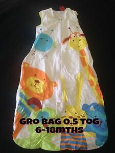 Grobag Sleeping bags Narangba Caboolture Area Preview