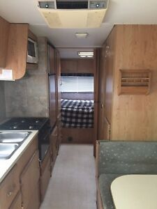 24ft 1989 Ford Econoline Motorhome $4500 (PRICE REDUCED)