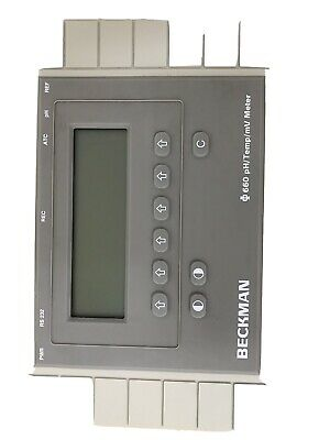 Beckman Coulter 660 Phtempmv Meter - Used No Cables