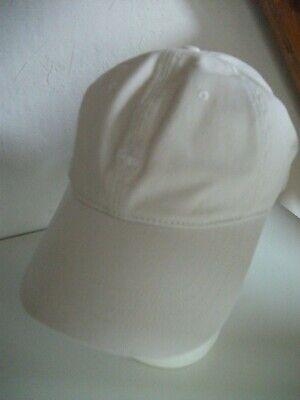 Abercrombie Fitch - sportlich,beiges Damen-Cap Gr. ohne NEU