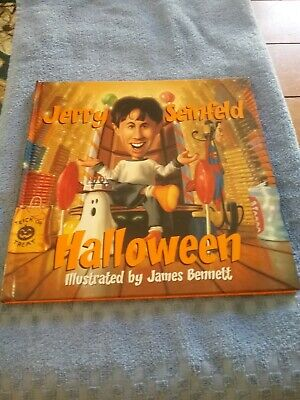 Jerry Seinfeld Halloween Preowned 1st EDITION excellent condition  2002](Seinfeld Halloween)