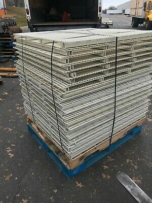 Heavy Duty Wire Decking For Pallet Racking 46d X 46w.