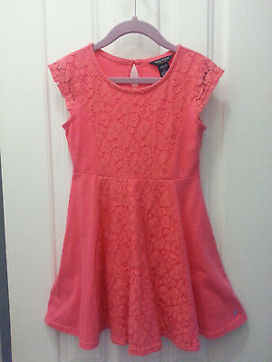 Nautica Fit and Flare Dress for Girls (Size 6)