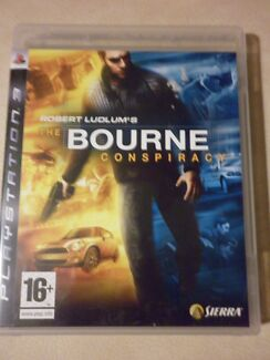 The Bourne Conspiracy PS3