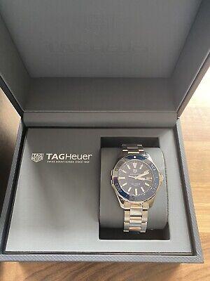 Brand New TAG Heuer Aquaracer Blue Women's Watch