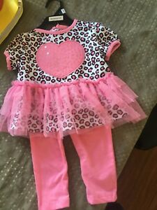 12 month never worn girls outfit