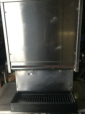 Scotsman Nd550ns- 1a Air Cooled Nugget Ice Machine And Dispenser -523 Lb.