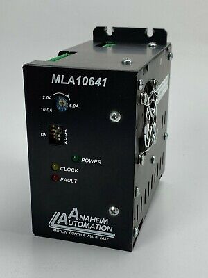 Anaheim Automation Mla10641 - Stepper Driver Step Motor Driver