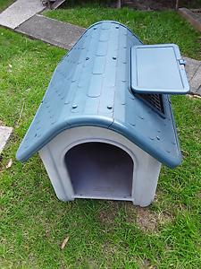 Medium dog kennel Gateshead Lake Macquarie Area Preview