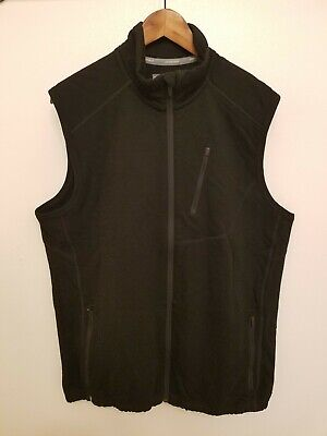 ICEBREAKER 100% Merino Wool Vest Gilet Men's XL