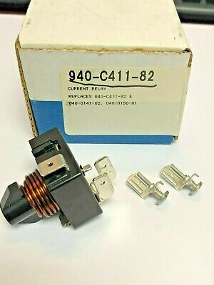 Compressor Start Relay Copeland 13 Hp R134a Or R12 Are37c3eaa901