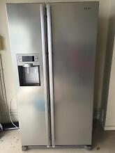 Samsung Side by Side Fridge Freezer (SRS585HDIS) New Farm Brisbane North East Preview
