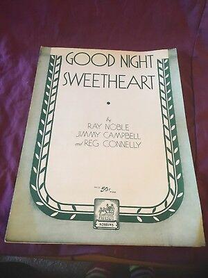 1930s - Sweetheart 1931