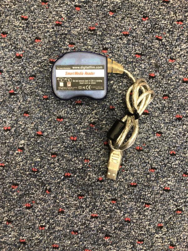 Lexar RW009 Media USB SmartMedia Digital Film Card Reader
