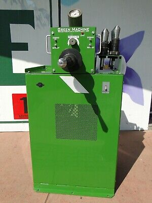 Green Machine 920 B Hydraulic Fire Hose Power Expander Expansion Machine Clean