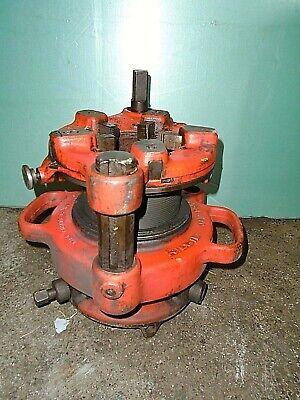 Ridgid 141 Receding Gear Pipe Threader Threading 2-12 - 4 Use W 300 535 700