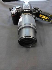 NIKON Digital SLR Camera - D3000 with 55-200mm Lens Campbelltown Campbelltown Area Preview
