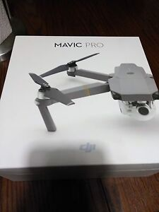 Mavic Pro Drone delivered to u. Still sealed. Never opened.