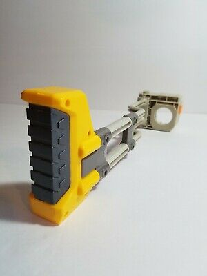 Nerf N-Strike SPECTRE REV-5 FOLDING SHOULDER Yellow STOCK Attachment Buttstock