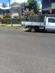 Man or two  men and ute  for  hire 7days affordable ute services Woolloongabba Brisbane South West Preview