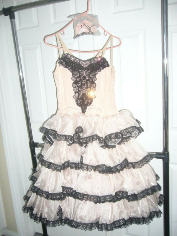 Adult Small Professional Ballet Costume (Laurencia by Patricia) $750 Value