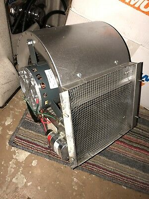 Taylor Ice Cream Machine Air Cooled Blower Unit 1150 Rpms