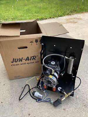 Gast Jun-air Vacuum Pump Compressor K48zzefm-1163