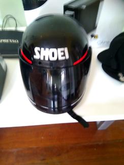 Shoei used helmet