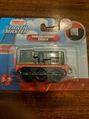 Thomas Friends GDJ46 Trackmaster Troublesome Truck Push Along Engine, Misprint
