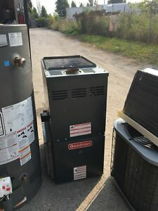 Used furnace and A/C