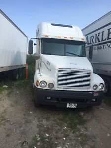 2003 Freightliner century class with rebuild Detroit for sale