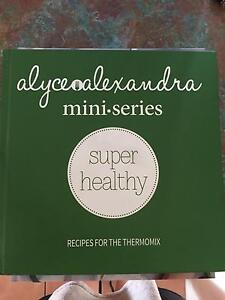 Thermomix Alice Alexander new books Canungra Ipswich South Preview