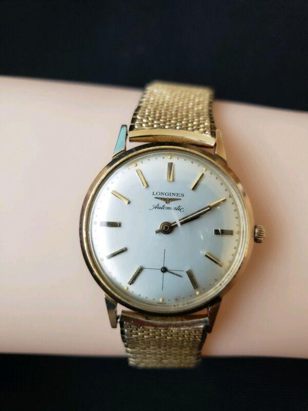 Longines Wittnauer Vintage 10K Gold Filled Men