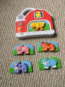 Leap Frog  farm magnets