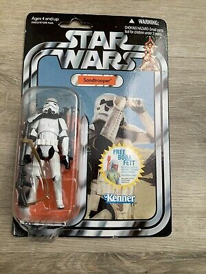 Hasbro Star Wars The Vintage Collection Sandtrooper Action Figure