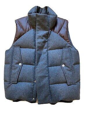 Moncler Gamme Bleu x Thom Browne Down Puffer Vest