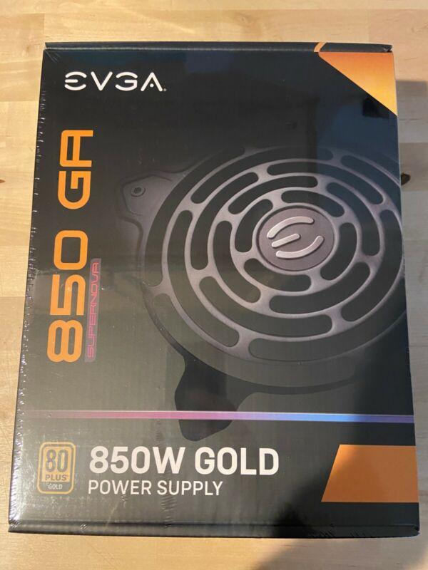 EVGA SuperNOVA 850 GA 80 Plus Gold 850W Fully Modular Power Supply - Brand New