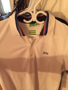 Men's polo and And shirt hugo boss Lacoste polo Zara and canali