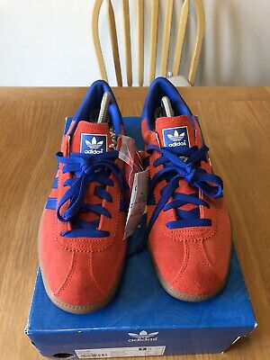 Adidas Rouge 2014 Size Uk10 City Series Deadstock Dublin Paris Ardwick Brand New