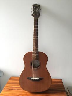 Luna Acoustic Guitar (Slightly smaller than full size)